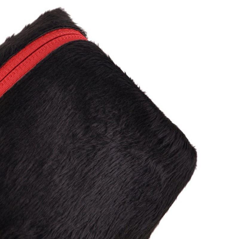 Lebaluka Noir Chaussures En Sexy Plus Genou Hauts Cuir Sur 48 30 Bout Taille blanc Bottes Chaudes Verni Talons Mince Femmes Pointu Talon Des Au rouge À xtsQhrdC