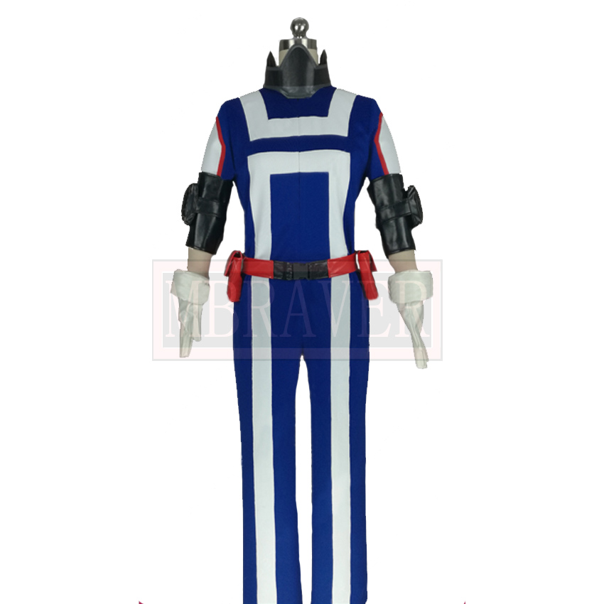 2017 Boku no Hero Akademia Midoriya Izuku Cosplay My Hero Academia Costume Custom Made