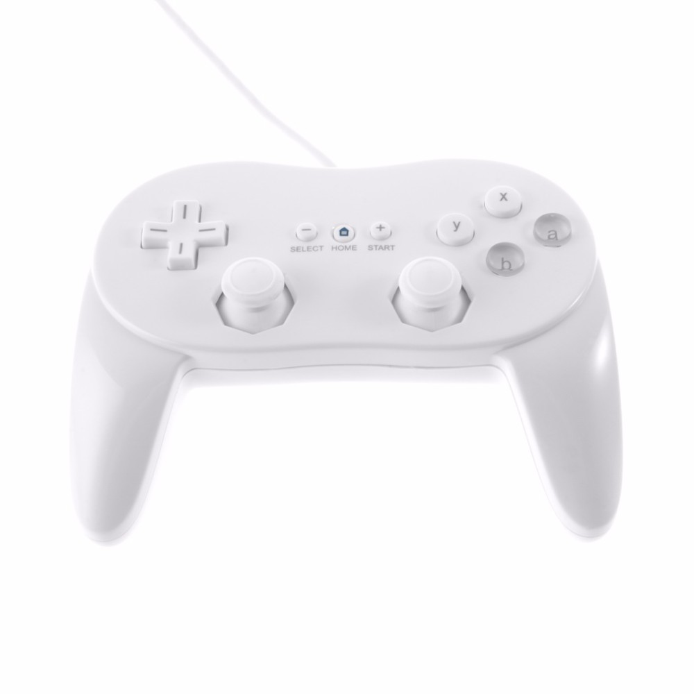 Wired Gamepads and Gaming Controller with Vibration Feedback for NintendoWii Remote 6