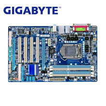 LGA 1156 Für INTEL 1333Mhz Gigabyte GA-P55-US3L Original Motherboard Desktop Mainboard P55 US3L DDR3 H55 P55-USB3L Verwendet Boards(China)