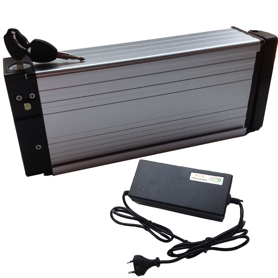 48 V 20Ah litio celle Li-Ion batteria elettrica della bici Rack Mount Samsung batterie Al Litio 30A BMS