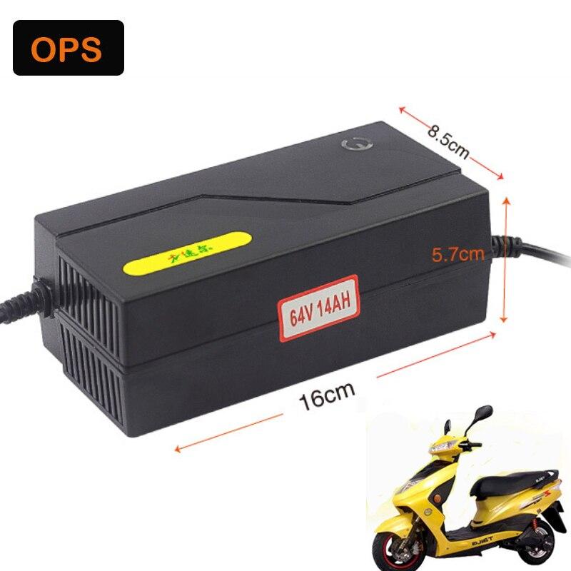 72V 30AH LED display smart lead battery charger For Electric Bike Bicyle Scooters DC110V 240V Output V 3.5A Volt