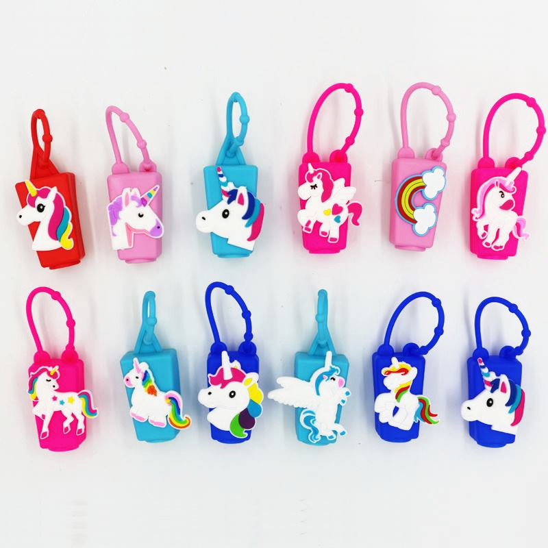Unicorn Party Decor Hand Sanitizer/perfume Bottle Baby Shower Birthday Party Decorations Kids Adult Mermaid Jungle Party Favors