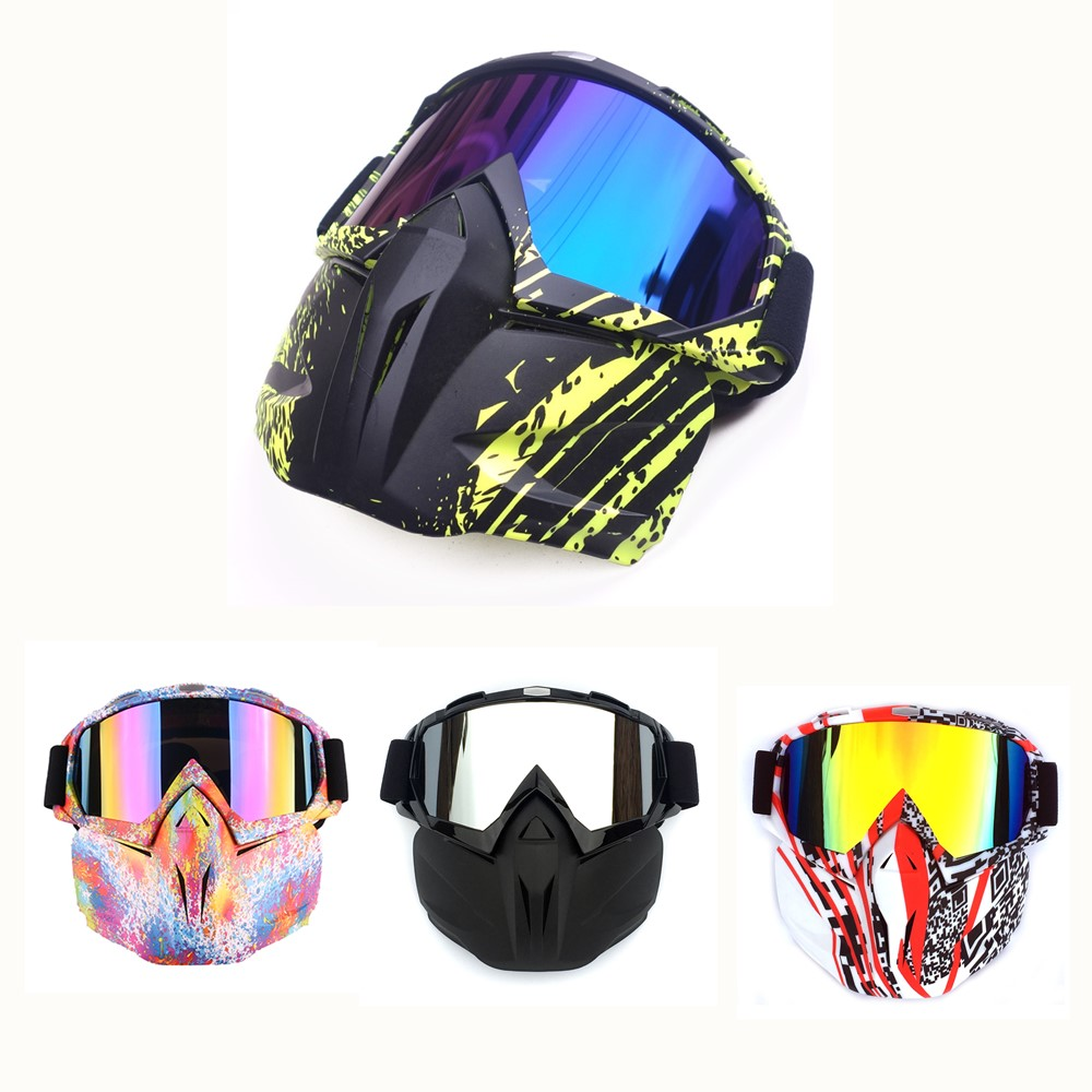 Littie Bee Shap Tactical Mask With 1 Pc Cleaner Cloth Protective Mirror Face Mask For Nerf Toy Gun Game Rival Outdoor CS Mask
