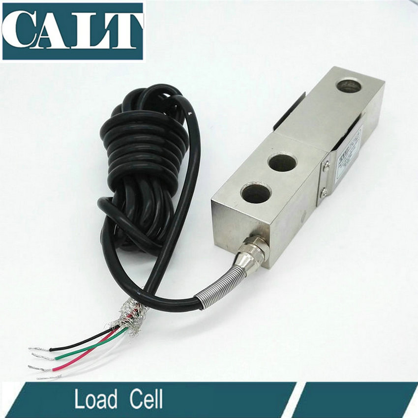 CALT single point Cantilever Beam Weighing Scale force sensor Load cell Capacity 3T 5T 1pcsx pressure sensor s load cell electronic scale sensor weighing sensor 2t 3t 4t 5t
