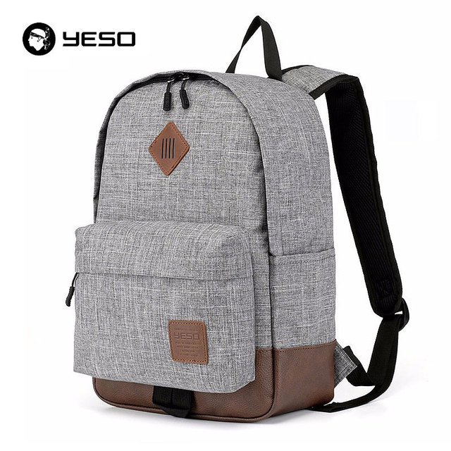 YESO New Backpack Women Preppy School Bags For Teenagers Oxford 14 ...
