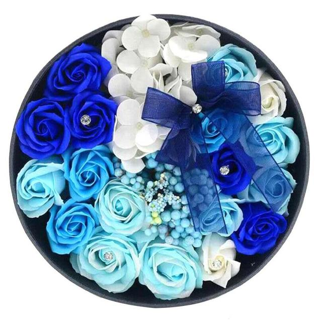 f77d75a53b680 Valentine s Day Rose Flower Gift Flower Box Soap Flower Valentine s Day  Present Girlfriend Birthday Gift Wedding Decoration 3