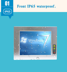 Image 2 - Panneau avant étanche sans ventilateur tablette robuste Mini 8.4/10.4/12.1/15 pouces intel celeron j1900 panneau industriel PC