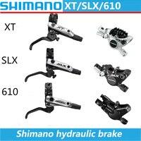 SHIMANO XT/SLX/Deore BL-M8000/675/615 MTB bicicleta Veículo Montanha Bicicleta Freio A Disco Hidráulico de Freio A Disco Hidráulico freio