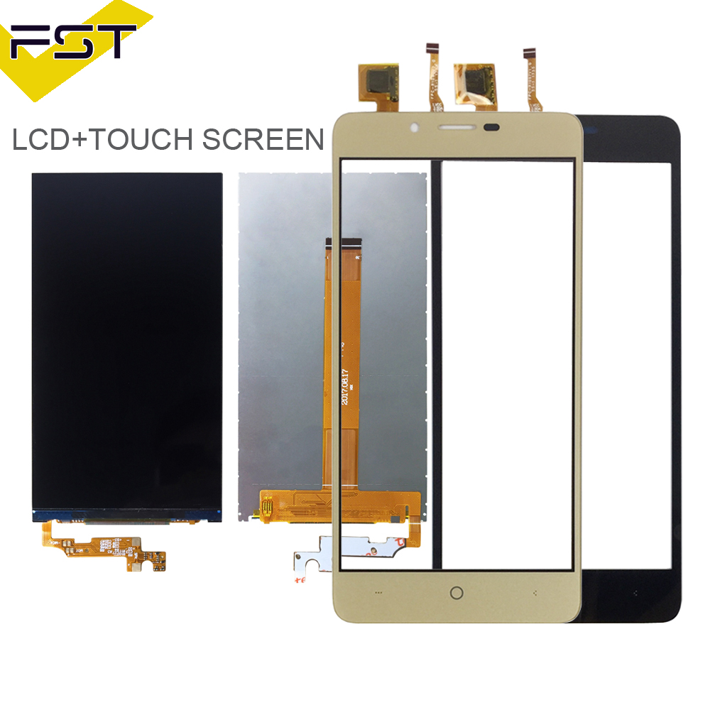 For LEAGOO KIICAA POWER LCD Display Touch Screen Digitizer For LEAGOO KIICAA POWER Screen LCD Display Free Tools