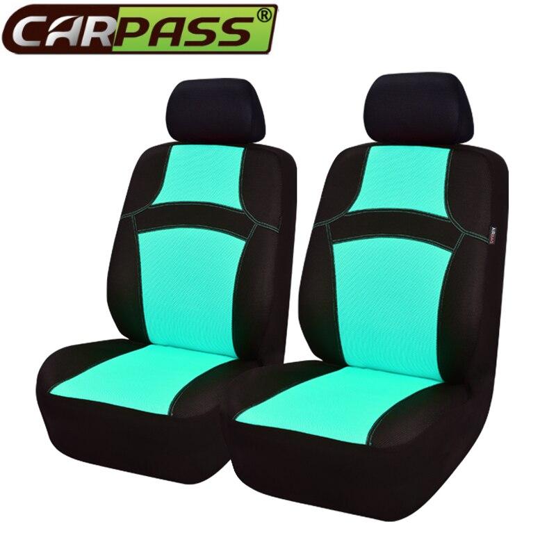 Car-pass Nuevo diseño Sandwich Fundas de asiento de coche - Accesorios de interior de coche - foto 1