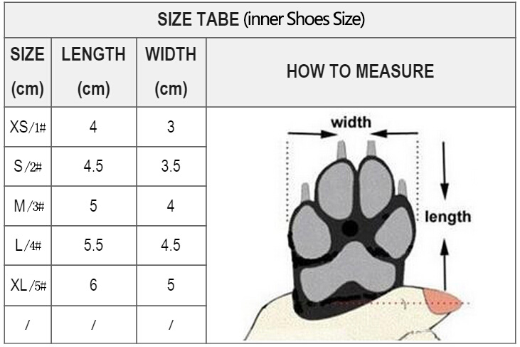 Pet Dog Shoes Winter Super Warm 4pcsset Dog's Boots Cotton Anti Slip XS 2XL Shoes for Small Pet Product ChiHuaHua Waterproof 301