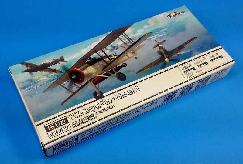 neu//ovp FH1129 Flyhawk 1:700 Royal Navy Aircraft