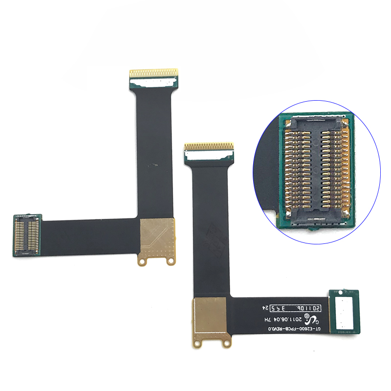 LCD Mainboard Display Connector Flex Cable Compatible For Samsung E2600 GT-E2600 Replacement Part