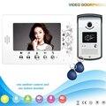 Chuangkesafe . .V70A-ID 1V1 XSL 7'' Rfid ID Unlocking Video Door Phone Intercom System Smart Home Door phone