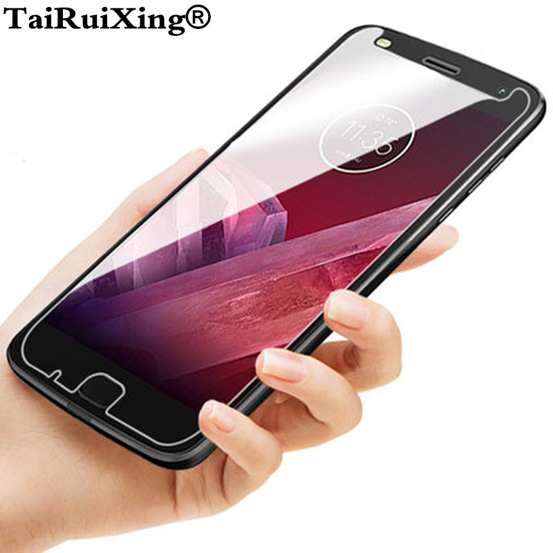 2.5D 0.26mm 9H Tempered Glass Screen Protector Motorola Moto G G2 G3 G4 G5s G6 Plus Play X X2 X3 X4 X Play Protective Film