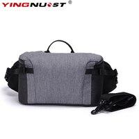New Stylish Multifunction Waterproof SLR Digital Camera Bag Outdoor Travel Photography Sling Photo Bag Fast Use
