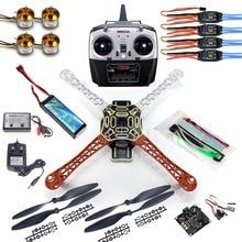 DIY 4 axle RC Multi QuadCopter font b Drone b font RTF ARF KK V2 3