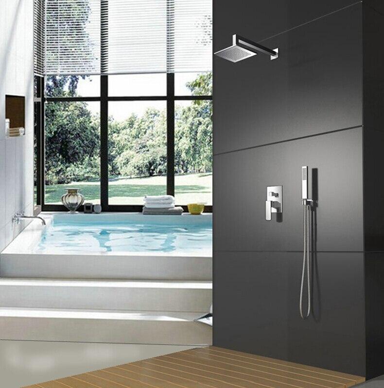 European Brass Shower Nozzle Antique Black Shower Set Retro Black Bronze Elevating Shower Head Shower Set Accessories - 4