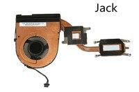 ใหม่Thinkpadแล็ปท็อปหม้อน้ำพัดลมระบายความร้อนCPUอิสระโยคะ15 FRU 00JT286หม้อน้ำเย็นฮีทซิงค