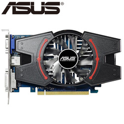 ASUS Video Card Original GT730 2GB SDDR3 Graphics Cards for nVIDIA Geforce GPU games Dvi VGA Used Cards On Sale