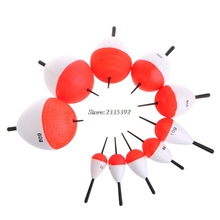 [OOTDTY] 2017 Fishing Floats With Sticks Professional Outdoor Sea Float Fishing Accessory 10PCS APR07_17