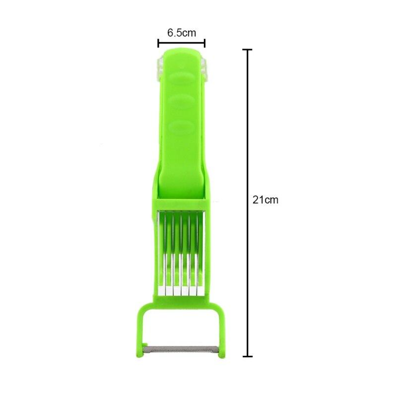 Multilayer Blade Salad Maker 5