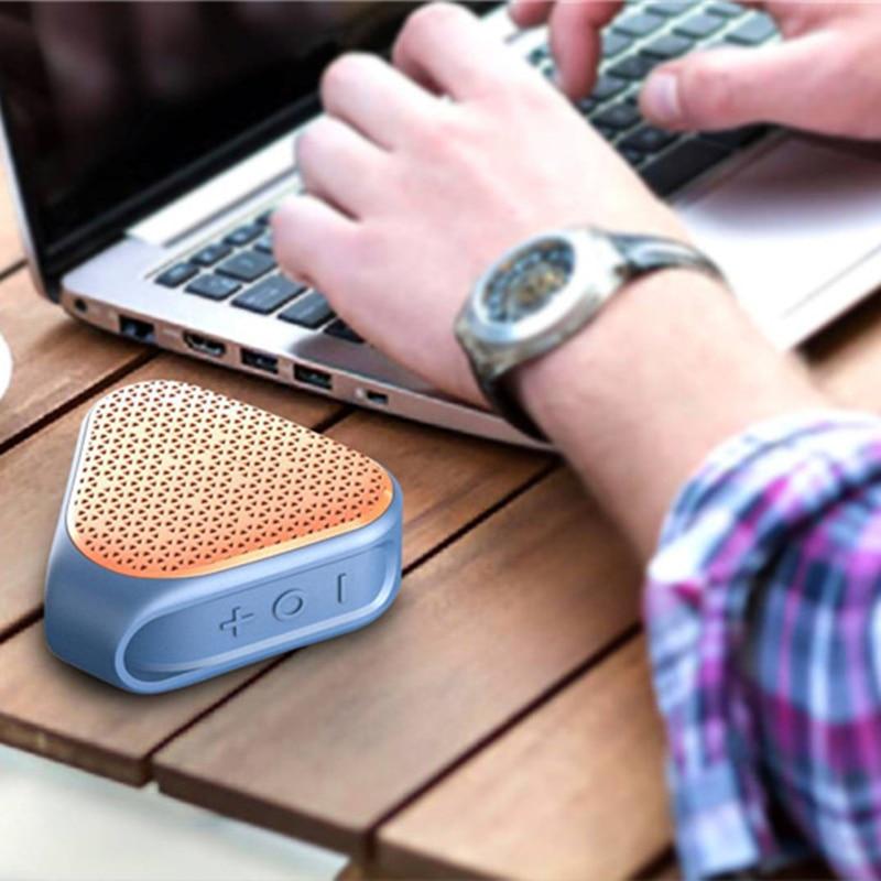 W-King Mini Altavoz Bluetooth Portátil Estéreo Inalámbrico Altavoz - Audio y video portátil - foto 5