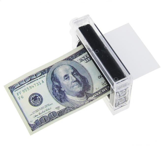 Magic Money Trick Easy Printing Machine Maker Dollar Printing Bill Machine Close Up Roller Tricks ...