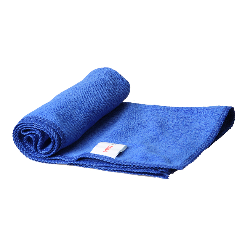 Image 3 - 30*70cm Soft Microfiber thick Blue Soft Absorbent Wash Cloth Car Auto Care Microfiber Cleaning Towels Car Wash Car care Cleaning-in Paint Cleaner from Automobiles & Motorcycles