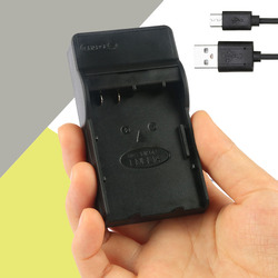 Carregador de bateria para câmera nikon d5600 EN-EL14a