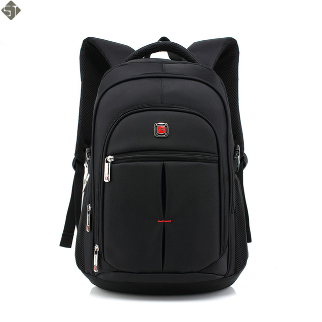 ST Brand Men Backpack Light Comfort Fashion Urban Backpack for 15 inch  Laptop Breathable Rucksack Mochila School bag 1a3436fa46309