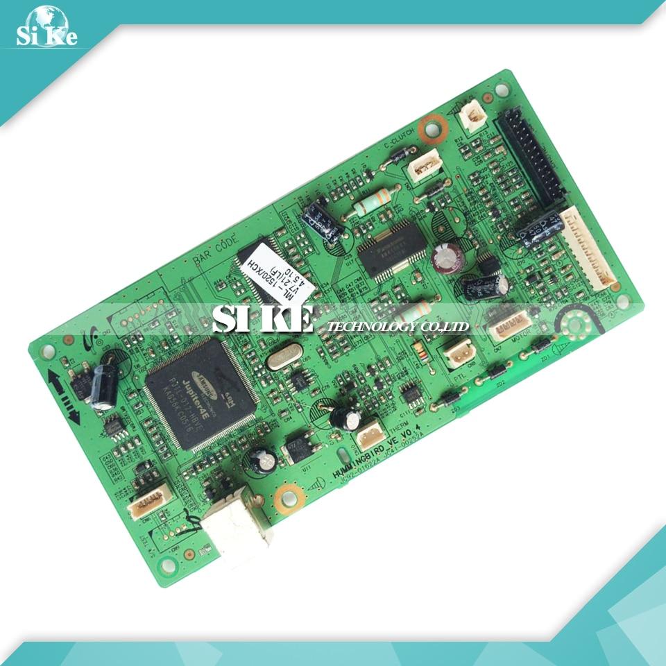Laser Printer Main Board For Samsung ML-1520 ML1520 ML 1520 Formatter Board Mainboard Logic Board 10x pickup roller for xerox 3115 3116 3119 3121 for samsung ml 1500 1510 1520 1710 1710p 1740 1750