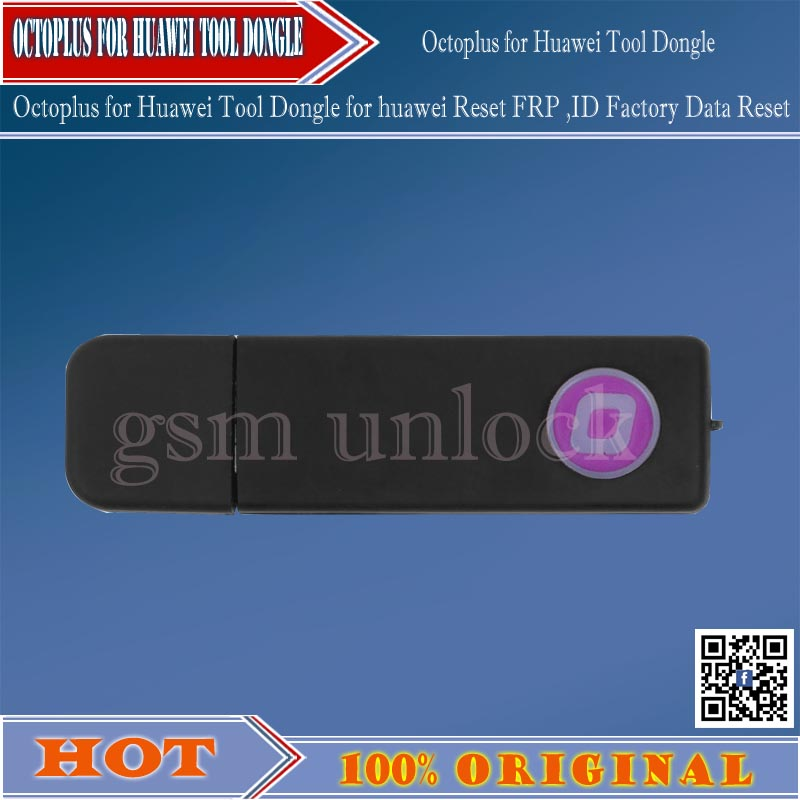 Telecom Parts Gsmjustoncct Octoplus Dongle For Hua Wei Tool Dongle