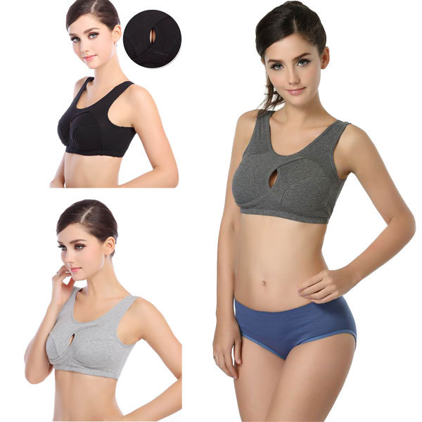 c8425d2cdc9 US $8.64 |Free shipping Hot Sale women's sports bra FB66403 Fashion single  bra Slim Seamless Bras For Sports/Fitness women's sports bra-in Bras from  ...