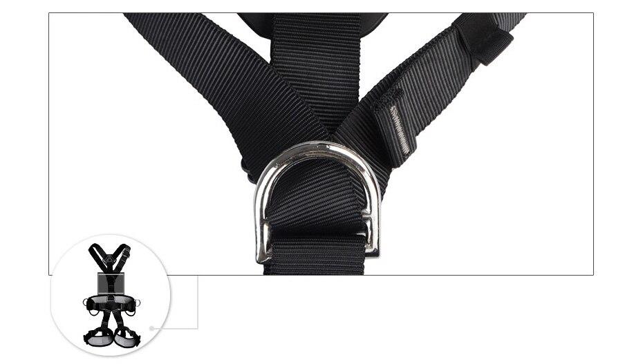 altitude proteção cinto de segurança corpo inteiro