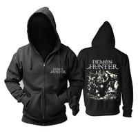 fashion demon hunter summer of darkness metalcore christian metal new Hoodie
