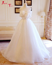 Jark Tozr Abiti Da Sposa New Special Simple Bow Bridal Wedding Dresses With Petticoat 2017 Alibaba China Robe De Mariee