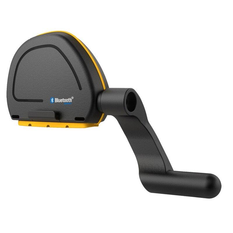 14669TW ELAH Bluetooth Smart Bicycle Speedometer Riding Time Calories Motion Tra