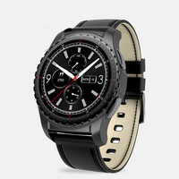 Kaimorui KW28 Bluetooth Smart Watch For Android IOS Phone Support SIM/TF Card Men Wristwatch Fitness Tracker Heart Rate Clock
