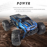 NEW 1:12 Car Supersonic Monster Truck Off Road Vehicle Buggy Electronic Toy 2WD RC Car 2.4G Brushed Remote Control Car 9115