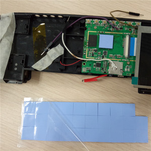 Image 5 - を Freeshipping 1 ピース 100*100 ミリメートル 6 ワット熱パッドシリコン冷却 GPU の CPU IC 業界など修復モバイルノート Pc コンピュータ