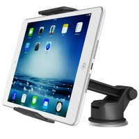 Dash Tablet Car Mount APPS2Car Universal Tablet Suction Cup Car Mount Dashoard Windshield Holder Stand For