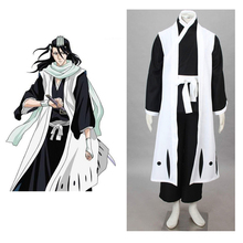 Bleach Kuchiki Byakuya Cosplay Costume