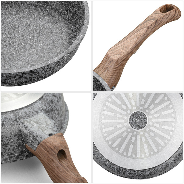 Non-stick Frying Pan Cooker
