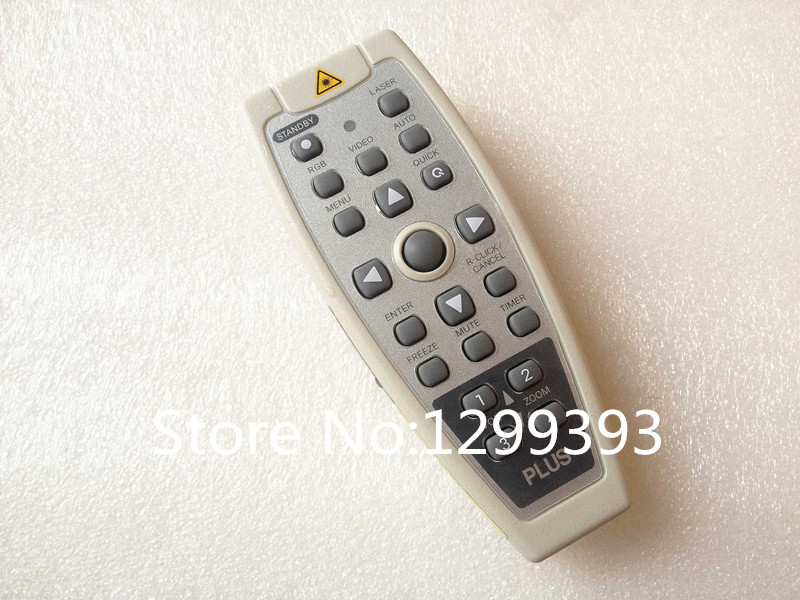 Original authentic Kaga / PLUS U5 series projector remote control