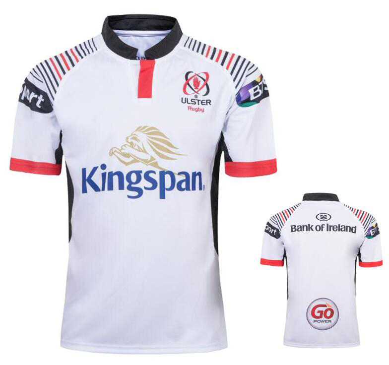3d0253fb5 2019 home away Rugby Jersey kukri ULSTER national team League sports shirts