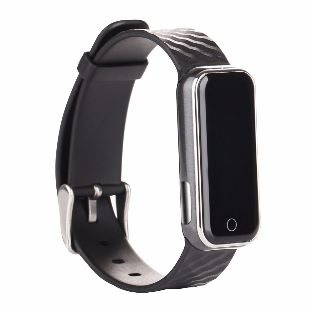 QS50 Heart Rate Monitor Smart Wristband Message Call Reminder Bluetooth4 0 Bracelet Breath Tracker Sports Band