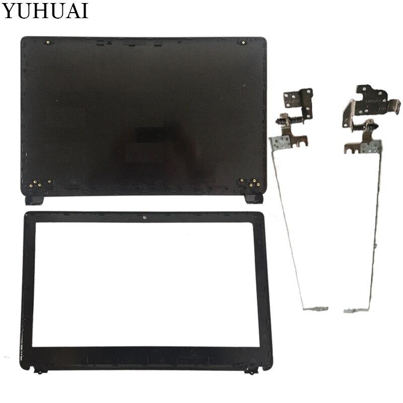 NEW FOR ACER V5-561G V5-561 LCD BACK COVER/LCD Bezel Cover/LCD hinges L&R