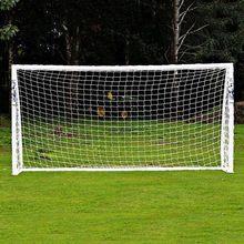 Hot!Full Size Net para o Poste da Baliza de Futebol Júnior de Futebol Treinamento Esportivo 1.8m x 1.2m 3m x 2m Futebol Futebol Net Net